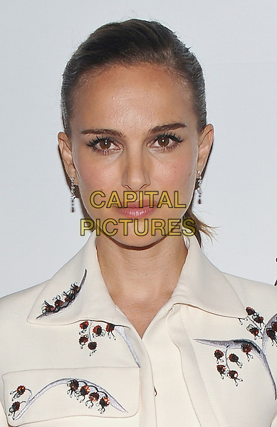 10 September 2016 - Toronto, Ontario Canada - Natalie Portman.  &quot;Planetarium&quot; Premiere - 2016 Toronto International Film Festival held at Roy Thomson Hall. <br /> CAP/ADM/BPC<br /> &copy;BPC/ADM/Capital Pictures