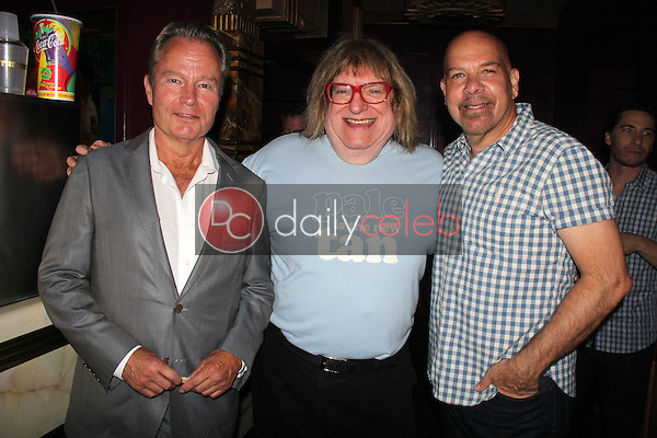 John Savage, Bruce Vilanch, Jason Stuart<br />