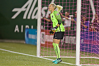 Portland, OR - Saturday August 19, 2017: Jane Campbell during a regular season National Women's Soccer League (NWSL) match between the Portland Thorns FC and the Houston Dash at Providence Park.
