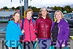 Maggie McAulliffe, Phil Newby, Fiona O'Donoghue and Mags Campbell at the MS Walk Old Kenmare Walk on Sunday