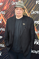 "LOS ANGELES - JULY 08: Author Walter Mosley attends the Red Carpet Event for FX's ""Snowfall"" Season Three Premiere Screening at USC Bovard Auditorium on July 8, 2019 in Los Angeles, California. (Photo by Frank Micelotta/PictureGroup)"