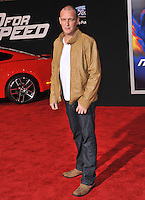 Alan O'Neill at the U.S. premiere of &quot;Need for Speed&quot; at the TCL Chinese Theatre, Hollywood.<br /> March 6, 2014  Los Angeles, CA<br /> Picture: Paul Smith / Featureflash