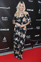 "LOS ANGELES - JUN 3:  Brittany Underwood at the ""Changeland"" Los Angeles Premiere at the ArcLight Hollywood on June 3, 2019 in Los Angeles, CA"