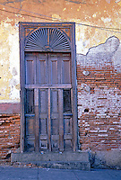 Old Havana Cuba, Tall, Wooden Door, Republic of Cuba, , pictures of front door entrances