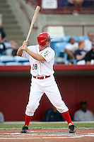 August 13, 2008: Carson Kainer (28) of the Sarasota Reds at Ed Smith Stadium in Sarasota, FL. Photo by: Chris Proctor/Four Seam Images