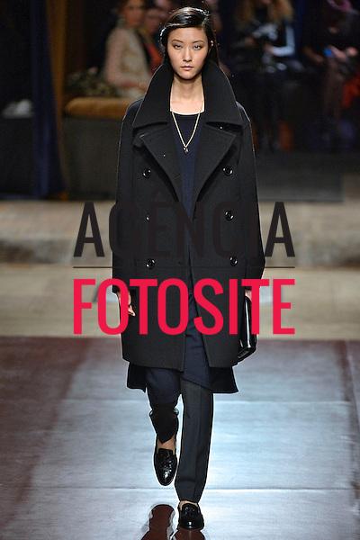 Paris, Franca &ndash; 02/2014 - Desfile de Hermes durante a Semana de moda de Paris - Inverno 2014.&nbsp;<br /> Foto: FOTOSITE