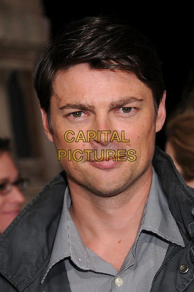 "KARL URBAN.""Cloverfield"" Los Angeles Premiere at Paramount Studios, Hollywood, California, USA..January 16th, 2008.headshot portrait .CAP/ADM/BP.©Byron Purvis/AdMedia/Capital Pictures."
