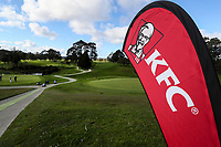 during the Anita Boon Pro-Am, North Shore Golf Course, Auckland, New Zealand Friday 22  September 2017.  Photo: Simon Watts/www.bwmedia.co.nz