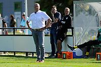 GRONINGEN - Voetbal, FC Groningen o23 - Quick Boys, derde divisie zaterdag, seizoen 2018-2019, 01-09-2018,  FC Groningen trainer Alfons Arts