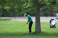 Tom Murray (ENG) on the 18th during Round 1 of the Bridgestone Challenge 2017 at the Luton Hoo Hotel Golf &amp; Spa, Luton, Bedfordshire, England. 07/09/2017<br /> Picture: Golffile   Thos Caffrey<br /> <br /> <br /> All photo usage must carry mandatory copyright credit     (&copy; Golffile   Thos Caffrey)