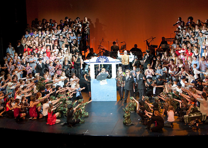 Theatretrain 27th June 2010  Palladium
