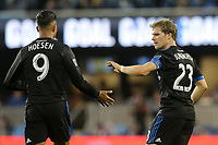 San Jose Earthquakes vs D.C. United, May 19, 2018