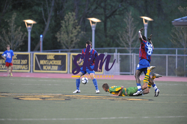 In Crystal Palace Baltimore's season home opener they fell to FC Tampa Bay Rowdies 1 - 0.