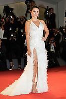 Penelope Cruz at the &quot;Loving Pablo&quot; premiere, 74th Venice Film Festival in Italy on 6 September 2017.<br /> <br /> Photo: Kristina Afanasyeva/Featureflash/SilverHub<br /> 0208 004 5359<br /> sales@silverhubmedia.com