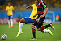 Paulinho (BRA),<br /> JULY 8, 2014 - Football / Soccer : FIFA World Cup 2014 semi-finals match between Brazil 1-7 Germany at Mineirao stadium in Belo Horizonte, Brazil.<br /> (Photo by FAR EAST PRESS/AFLO)