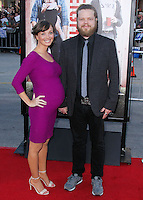 """WESTWOOD, LOS ANGELES, CA, USA - APRIL 28: Kira Sternbach, Elden Henson at the Los Angeles Premiere Of Universal Pictures' """"Neighbors"""" held at the Regency Village Theatre on April 28, 2014 in Westwood, Los Angeles, California, United States. (Photo by Xavier Collin/Celebrity Monitor)"""
