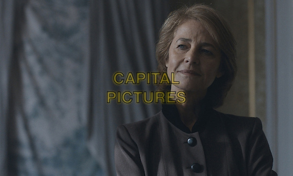 London Spy (TV Mini-Series (2015&ndash; ) <br /> Charlotte Rampling<br /> *Filmstill - Editorial Use Only*<br /> CAP/FB<br /> Image supplied by Capital Pictures