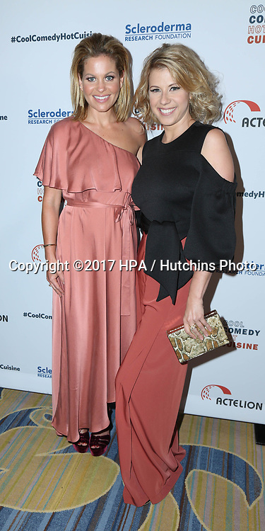 LOS ANGELES - JUN 16:  Candace Cameron Bure, Jodie Sweetin at the 30th Annual Scleroderma Benefit at the Beverly Wilshire Hotel on June 16, 2017 in Beverly Hills, CA