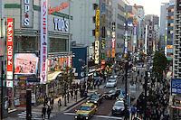 Shinbashi, the iconic place for Japanese businessman, aka salary man in Tokyo Japan.