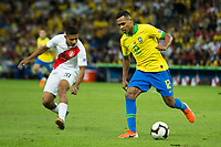 Rio de Janeiro (RJ), 07/07/2019 - Copa América / Final / Brasil x Peru -  Alex Sandro do Brasil durante partida contra o Peru jogo válido pela Final da Copa América no Estádio do Maracanã no Rio de Janeiro neste domingo, 07. (Foto: Gustavo Serebrenick/Brazil Photo Press)