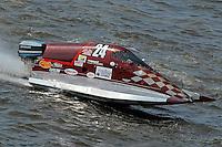 Tiffany McKinley, (#24) (SST-45 class)