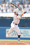 Ryu Sugimoto, AUGUST 4, 2015 - Baseball : All Japan Little-Senior Baseball Championship third place match between Higashi Nerima senior 4-7 Shinjuku senior at Jingu stadium in Tokyo, Japan. (Photo by Yusuke Nakanishi/AFLO SPORT)