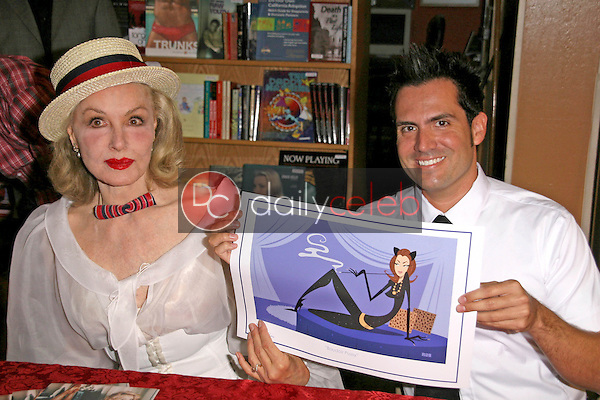 Julie Newmar and RAD<br />