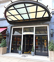 Views of Iconic London, Hotels, Fashion and Restaurants. October 8th 2018<br /> Pictured - Park Lane Hotel<br /> CAP/ROS<br /> &copy;ROS/Capital Pictures