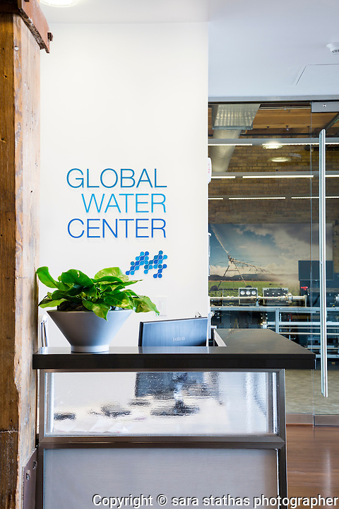 Global Water Center; Milwaukee, WI