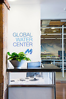 Global Water Center; Milwaukee, WI