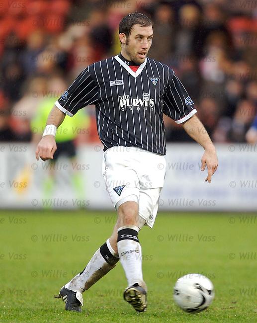 Phil McGuire, Dunfermline.stock season 2006-2007.pic willie vass