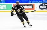Stockholm 2014-10-14 Ishockey Hockeyallsvenskan AIK - Malm&ouml; Redhawks :  <br /> AIK:s Yared Hagos i aktion under matchen mellan AIK och Malm&ouml; Redhawks <br /> (Foto: Kenta J&ouml;nsson) Nyckelord:  AIK Gnaget Hockeyallsvenskan Allsvenskan Hovet Johanneshov Isstadion Malm&ouml; Redhawks portr&auml;tt portrait
