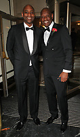 guest and Shaun Wallace at the Rainbows Celebrity Charity Ball, The Dorchester Hotel, Park Lane, London, England, UK, on Friday 01 June 2018.<br /> CAP/CAN<br /> &copy;CAN/Capital Pictures