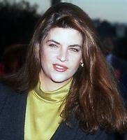 Kirstie Alley, 1991, Photo By Michael Ferguson/PHOTOlink