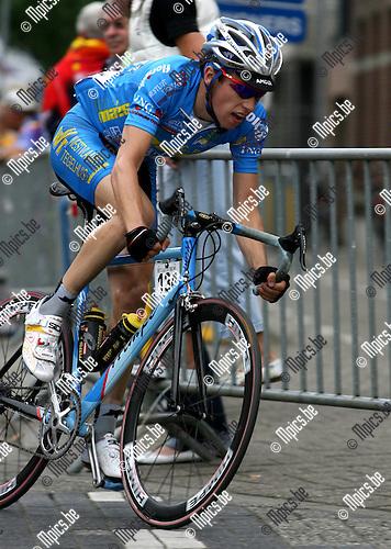 2007-06-09 / Wielrennen / Junioren Rijmenam: Mathias Vanmercke