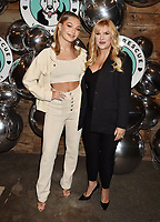 LOS ANGELES, CA - NOVEMBER 06: Maddie Ziegler (L) and Melissa Gisoni attend Love Leo Rescue's 2nd Annual Cocktails for a Cause at Rolling Greens Los Angeles on November 06, 2019 in Los Angeles, California.<br /> CAP/ROT/TM<br /> ©TM/ROT/Capital Pictures