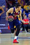 League ACB-ENDESA 2017/2018 - Game: 12.<br /> FC Barcelona Lassa vs Herbalife Gran Canaria: 77-88.<br /> Victor Claver.