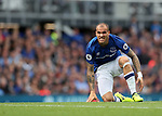 Everton's Sandro Ramirez in action during the premier league match at Goodison Park, Liverpool. Picture date 12th August 2017. Picture credit should read: David Klein/Sportimage