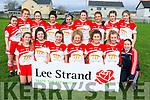 The Corca Dhuibhne LFGA team who took part in the Lidl Comórtas Peile Páidi Ó Sé 2019.