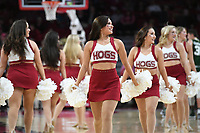 NWA Democrat-Gazette/J.T. WAMPLER Arkansas beat Colorado State 92-66 Tuesday Dec. 5, 2017 at Bud Walton Arena in Fayetteville.
