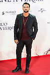 """Jesus Castro during the premiere of the spanish film """"Un Monstruo Viene a Verme"""" of J.A. Bayona at Teatro Real in Madrid. September 26, 2016. (ALTERPHOTOS/Borja B.Hojas)"""