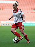 Sheffield United Ladies' Jennifer Pearson in action during the FA Women's Cup First Round match at Bramall Lane Stadium, Sheffield. Picture date: December 4th, 2016. Pic Clint Hughes/Sportimage