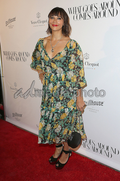 13 October 2016 - Beverly Hills, California - Rashida Jones.   What Goes Around Comes Around (WGACA) Grand Opening held at What Goes Around Comes Around. Photo Credit: F. Sadou/AdMedia