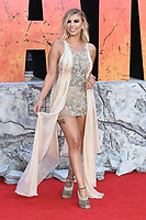 """Olivia Buckland<br /> arriving for the """"Rampage"""" premiere at the Cineworld Empire Leicester Square, London<br /> <br /> ©Ash Knotek  D3395  11/04/2018"""