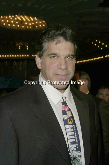 Lou Ferrigno<br />The 3rd Annual DVD Exclusive Awards<br />The Wiltern Theater LG<br />Los Angeles, CA, USA<br />December 2, 2003 <br />Photo By Celebrityvibe.com /Photovibe.com