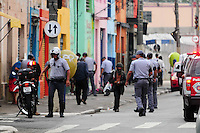 SAO PAULO, SP, 06 Janeiro 2012.Cracolandia Policia Militar aborda usuarios  (FOTO: ADRIANO LIMA - NEWS FREE)