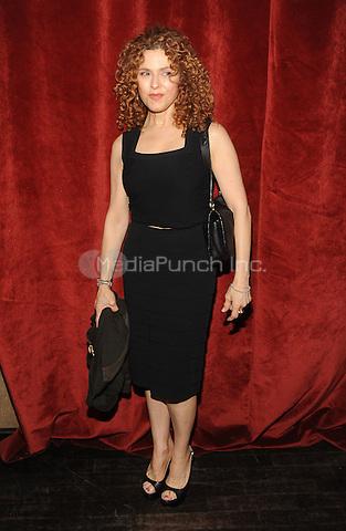 New York,NY-JULY 30: Bernadette Peters attends the 'Child Of God' premiere at Tribeca Grand Hotel in New York on July 30, 2014 . Credit: John Palmer/MediaPunch