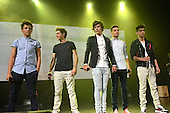 Sep 20, 2012: ONE DIRECTION - iTunes Festival @ Roundhouse London