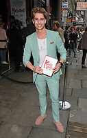 AJ Pritchard at the &quot;Kinky Boots&quot; gala performance, Adelphi Theatre, The Strand, London, England, UK, on Tuesday 29 May 2018.<br /> CAP/CAN<br /> &copy;CAN/Capital Pictures