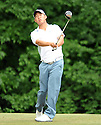 ANTHONY KIM, during the third round of the Quail Hollow Championship, on May 2, 2009 in Charlotte, NC.
